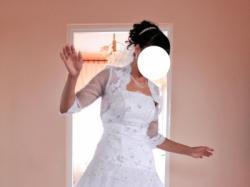 Sprzedam suknie ślubną  Ms Moda model Paula