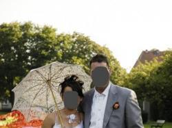 Sprzedam suknię ślubną Ms Moda r. 36/38