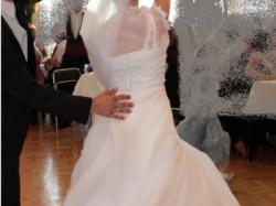 Sprzedam suknię ślubną  na ten jedyny dzień w życiu :)