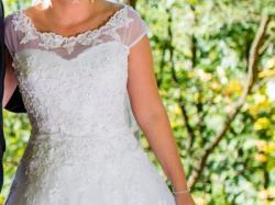 Sprzedam Suknię ślubną najnowszej kolekcji 2015