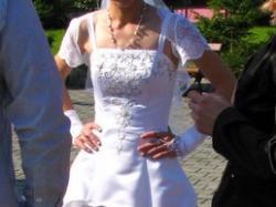 Sprzedam suknie ślubna :) naprawde warto