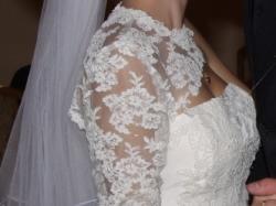 Sprzedam suknie Ślubną niepowtarzalną