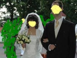 Sprzedam suknię ślubną (Niepowtarzalna oryginalna suknia ślubna)