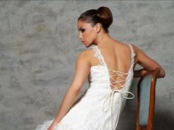sprzedam suknie ślubną - nowa rozmiar 34 - 36