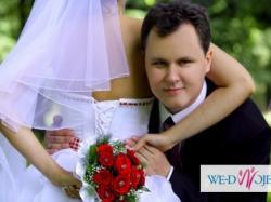 Sprzedam suknię ślubną o unikalnym fasonie !