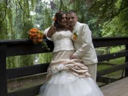 sprzedam suknie ślubną od zaraz