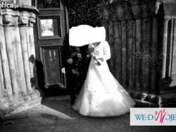 Sprzedam suknie ślubną okazja