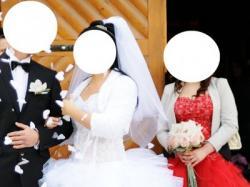 sprzedam suknie ślubną, OKAZJA!!