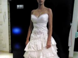 Sprzedam suknie ślubną Oksany Mukha!!!