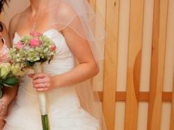Sprzedam suknię ślubną - Olsztyn