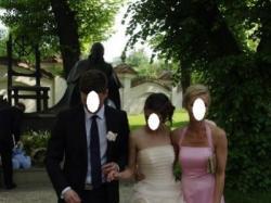 Sprzedam Suknię ŚLUBNĄ  - oryginalna włoska