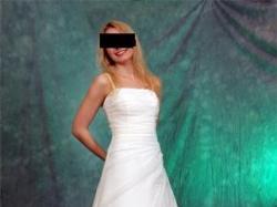 Sprzedam suknię ślubną (piękna koronka) roz.38