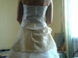 Sprzedam suknie ślubną po bardzo niskiej cenie