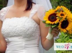 Sprzedam suknię ślubną -POZNAŃ