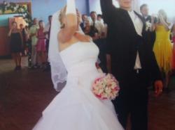 Sprzedam suknię ślubną, princessę,model Giovanna z kolekcji Angelo di Sposa