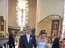 Sprzedam suknie ślubną princesske