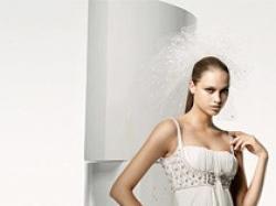 Sprzedam suknię ślubną projektu Manuel Mota - model SAMAN