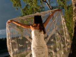 sprzedam suknie slubna pronovias Lorna 34/36