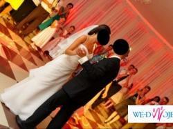 sprzedam suknię ślubną Pronovias, model OKAWA, tanio!