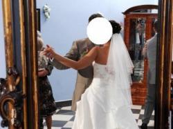 Sprzedam suknie ślubną Pronoviass Levante