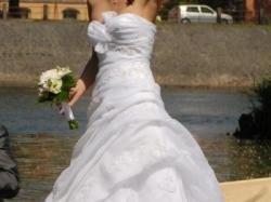 Sprzedam suknię ślubną,  RAIKA z kolekcji Pronovias 2009