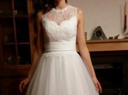 Sprzedam suknię ślubną roz. 34
