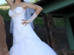 Sprzedam suknie ślubną roz. 36