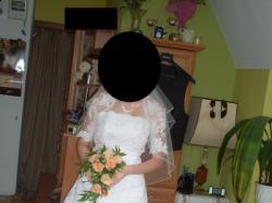 Sprzedam suknię ślubną roz. 38