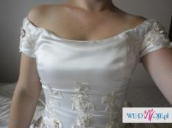 sprzedam suknie ślubna roz 38-40