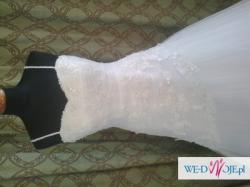 sprzedam suknię ślubną roz.38