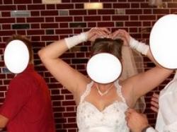 Sprzedam suknie ślubna roz.44