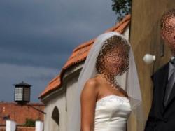 sprzedam suknię ślubną rozm.34