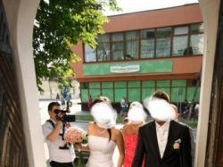 Sprzedam suknie ślubna rozm 36-38 warto