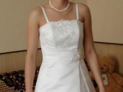 sprzedam suknię ślubną rozmiar 36-37