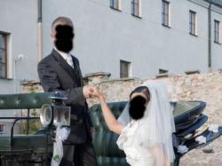 Sprzedam suknie ślubną rozmiar 36 kolor ecru 84/66/90