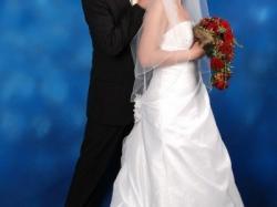 Sprzedam suknię ślubną rozmiar 38