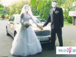 Sprzedam suknię ślubną , rozmiar 38, cena 500 zł.