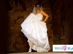Sprzedam suknię ślubną rozmiar