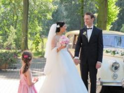 Sprzedam suknię ślubną SAN PATRIC