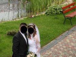 Sprzedam suknię ślubną San Patrick BAHAMAS-welon gratis
