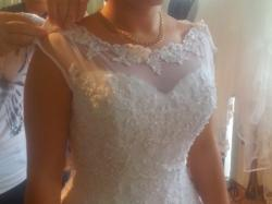 Sprzedam suknię Ślubną Sincerity Bridal  3771 rozm 38-40