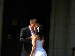 SPRZEDAM suknię ŚLUBNĄ!!!Śliczna, romantyczna, zwiewna!!!