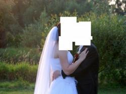 """Sprzedam suknię ślubną """"Sloneczko"""""""