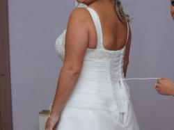 Sprzedam suknie slubna SOLAMENTE 2010 kolekcja CHARLOTTE