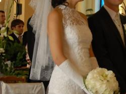 """sprzedam suknię ślubną """"SPOSABELLA"""""""
