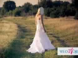 Sprzedam suknię ślubna Sposabella 602,rok 2010