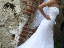 Sprzedam suknie ślubną - Sposabella