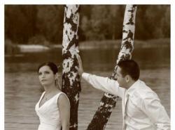 Sprzedam suknię ślubna sweetheart 5870