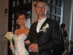 sprzedam suknię ślubną sweetheart 5897