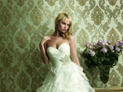 Sprzedam suknię ślubną szyta w Atelier Claudine Pierre